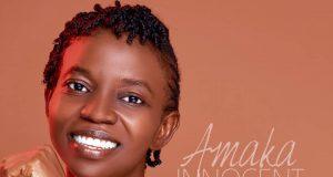 Download Music + Lyric Video: Jesus My Pride – Amaka Innocent